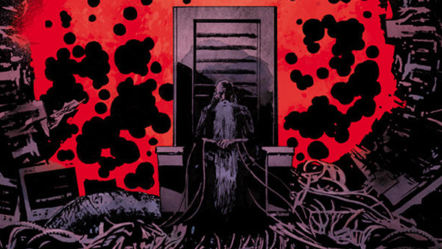 BPRD Hell On Eart #122 from Dark Horse Review