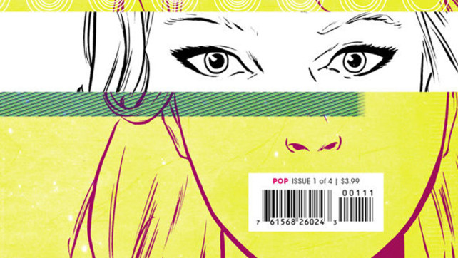 Pop #1 Review from Dark Horse Comics