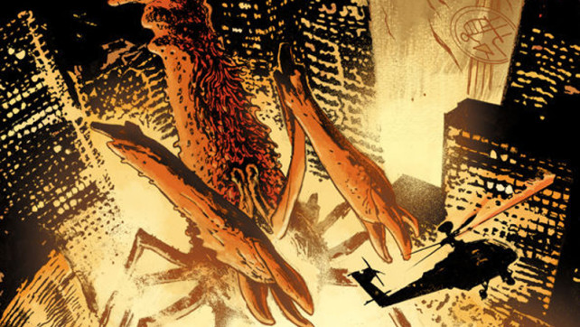 BPRD #123 Review from #DarkHorse