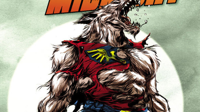 Captain Midnight #16 Review from @DarkHorse