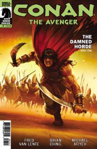 Conan Avenger 7 Cover