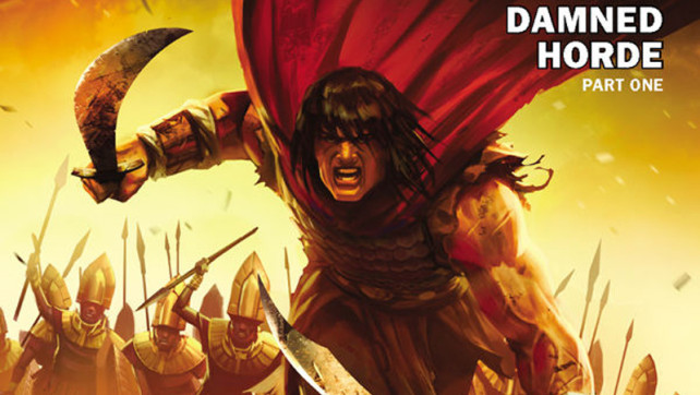 Conan The Avenger #7 Review from @DarkHorse