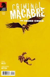 Criminal Macabre Third Child 2 Cover