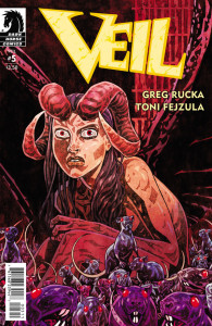Veil 5 Cover