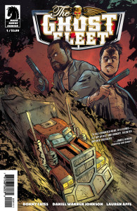 Ghost Fleet 1 Cover