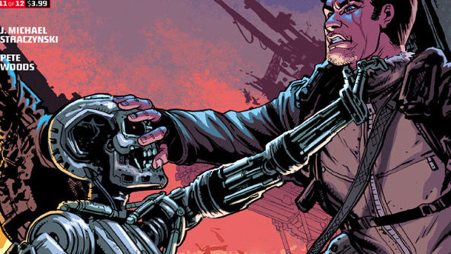 Terminator Salvation: The Final Battle #11 Review from #DarkHorse