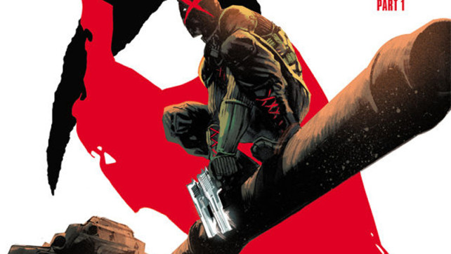 X #21 Review from @darkhorse