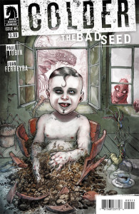 Colder The Bad Seed 5 Cover