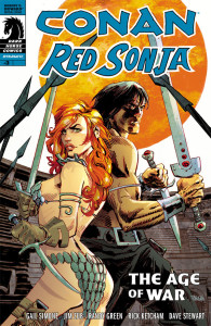 Conan Red Sonja 3 Cover