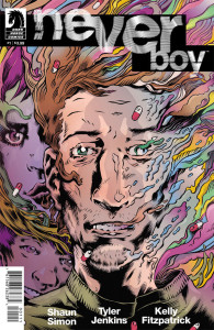 Neverboy 1 Cover