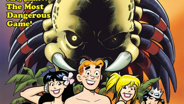 Archie Vs. Predator #1 Review from @DarkHorseComics