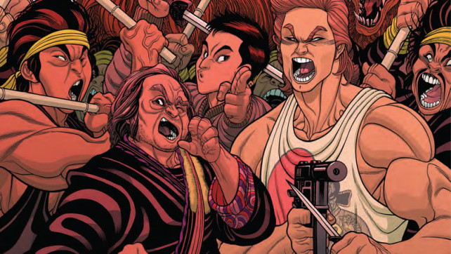 Big Trouble In Little China #10 Review from @BoomStudios