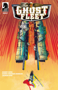 The Ghost Fleet 7 Cover